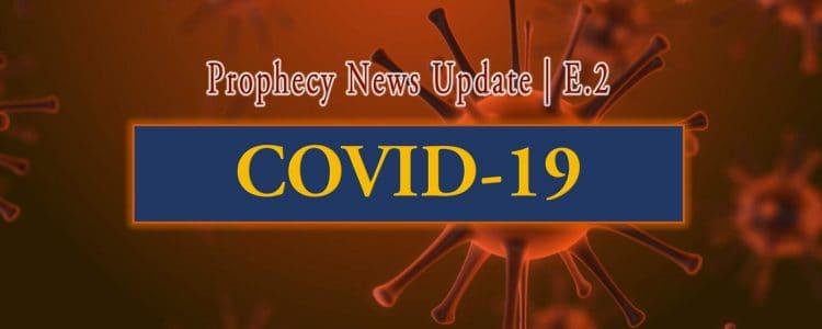 Virus Background Image with: Nevel-Coronavirus-COVID-19 E.02