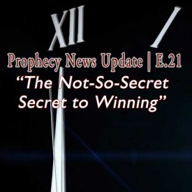 The Not-so-Secret Secret to Winning Episode 21